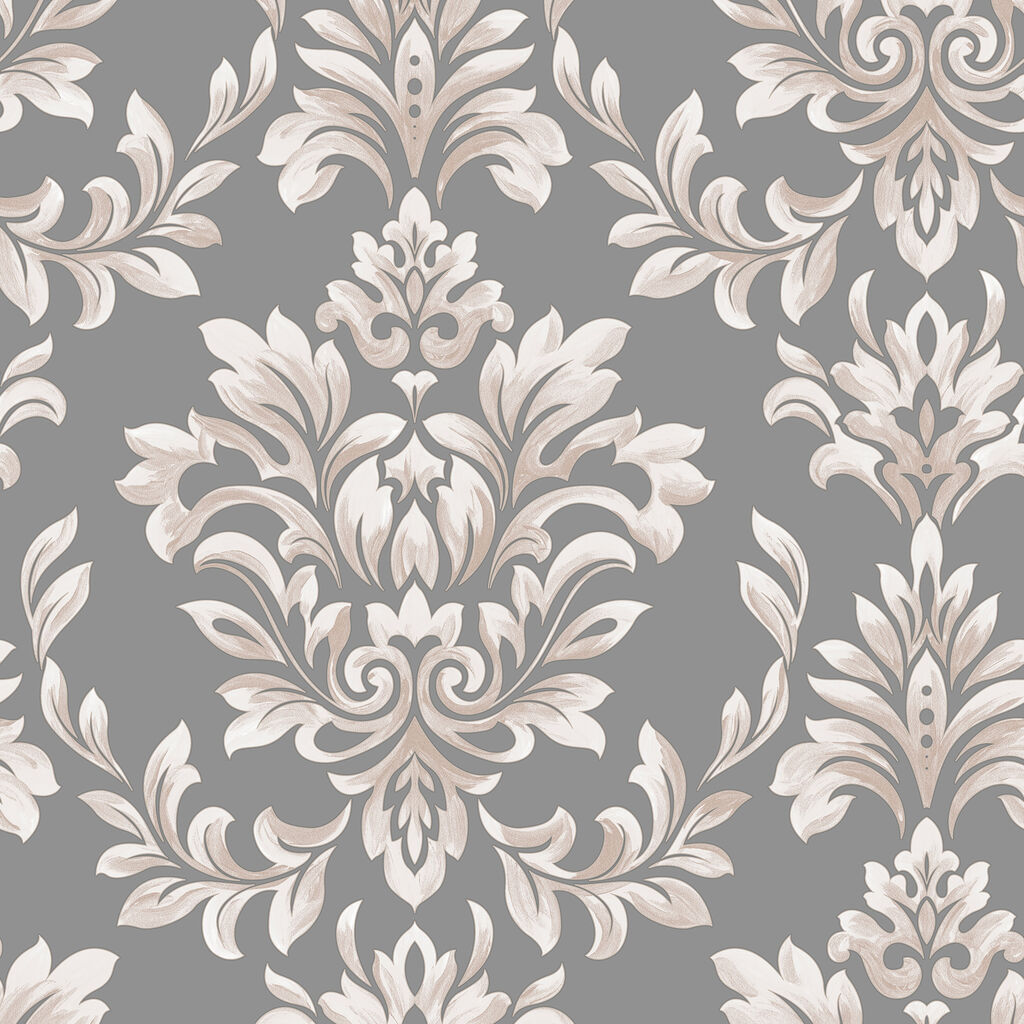 Johor Dusky Grey Wallpaper, , large