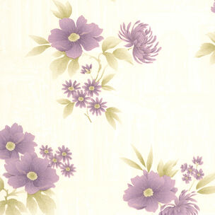 Rome Plum Wallpaper, , large