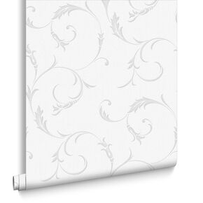 Athena Gray Wallpaper , , large
