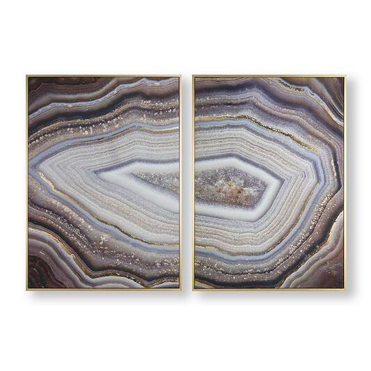 Glamorous Gems Framed Wall Art, , large