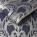 Art Deco Midnight Wallpaper