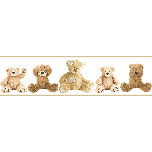 Frise Teddy Bears, , large