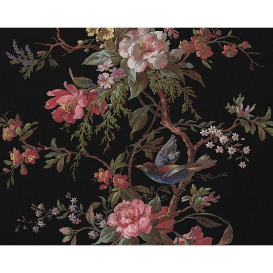 Venetian Floral Ready Made Mural, , large