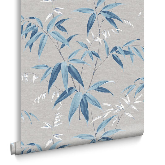Oriental Bamboo Sky Wallpaper, , large