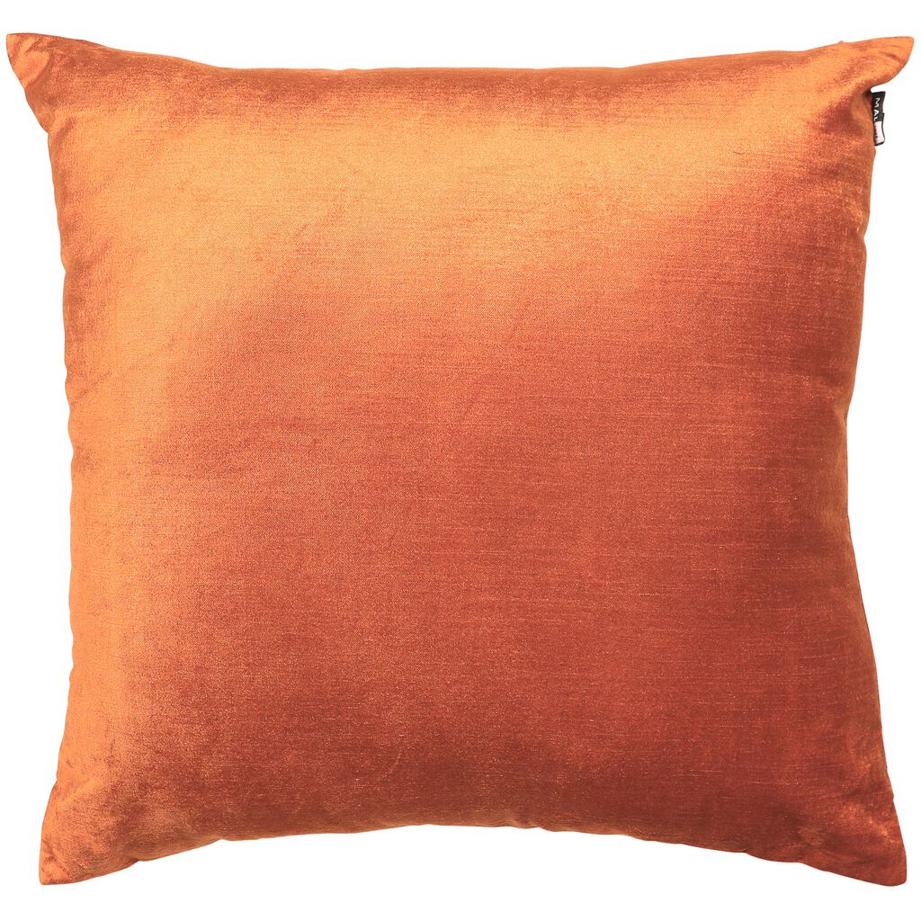 Orange Lavish Cushion, , large