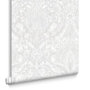 Burlesque White Behang, , large