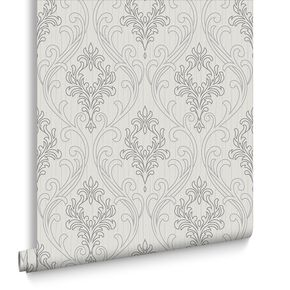 Royale Gray Wallpaper , , large