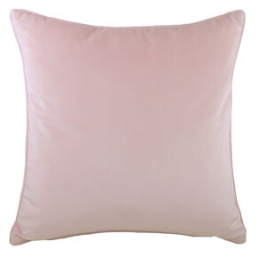 Blushed Pink Opulence Cushion, , large