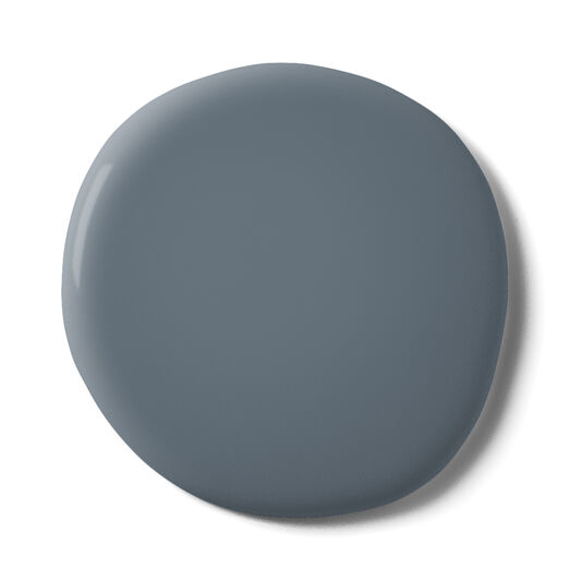 Benjamin Blue Gloss Lacquer 1L, , large