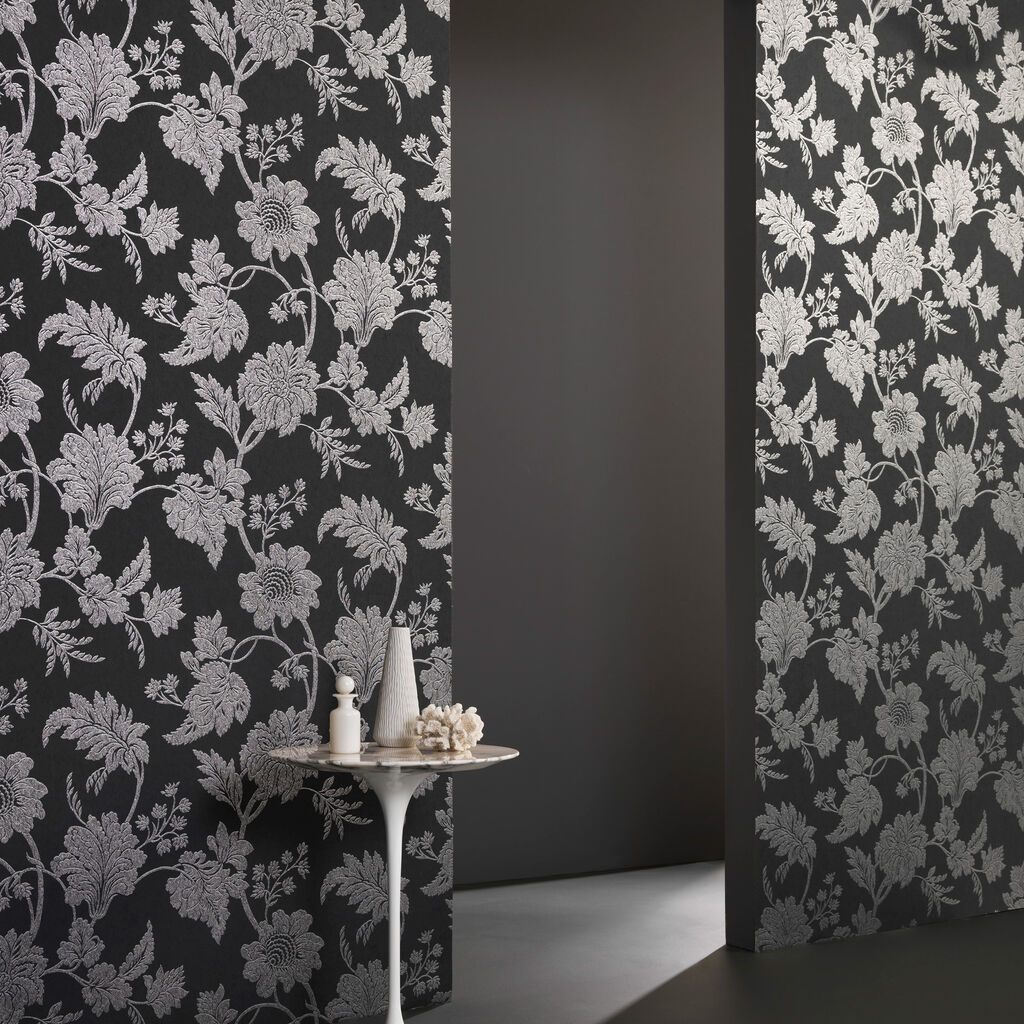 Mystique Black Wallpaper, , large