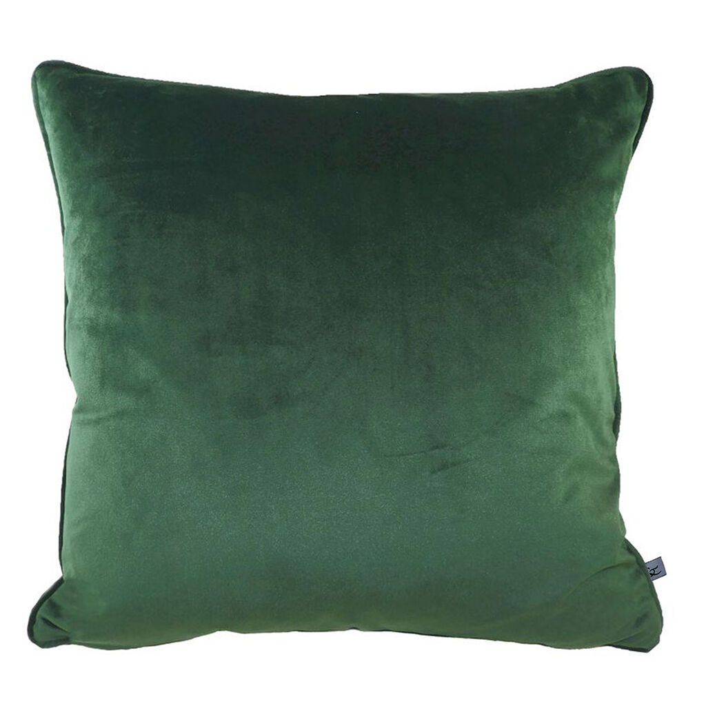 Adeline Green Opulence Cushion, , large