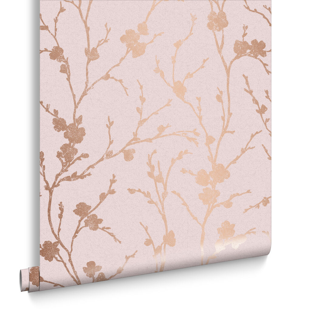 Meiying Blush Wallpaper, , large