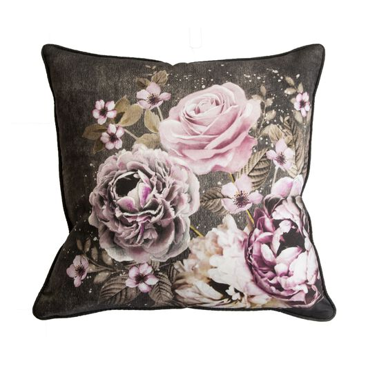 Bloom Floral Bouquet Pillow , , large