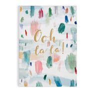 Ooh La La Printed Canvas Wall Art, , large