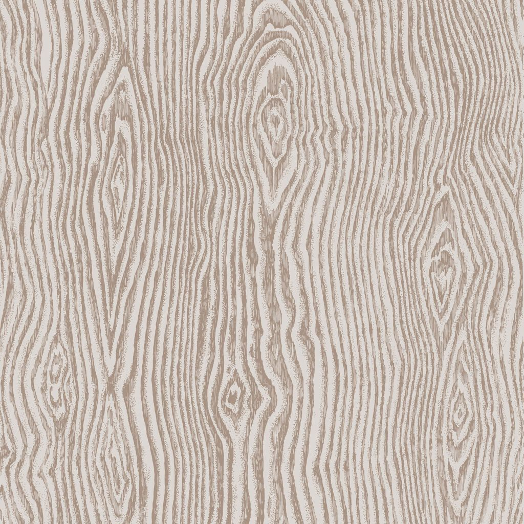 Cypress Beige and Rose Gold Wallpaper, , large