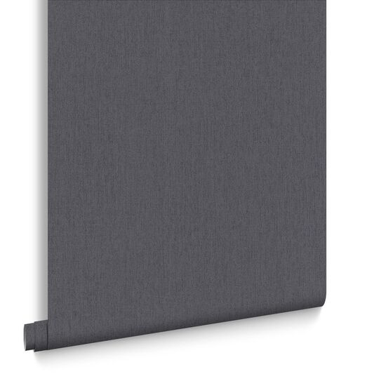 Calico Charcoal Wallpaper, , large