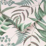 Midsummer Fern Blush Wallpaper