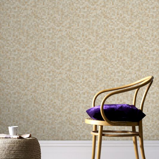 Jive Gold Wallpaper, , large