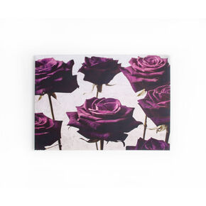 Velvet Roses Printed Canvas, , large