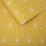 Prism Yellow Wallpaper