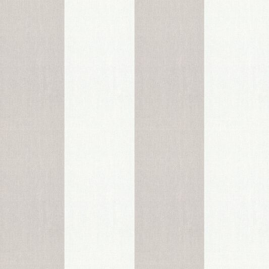 Stripe White/Grey Wallpaper, , large
