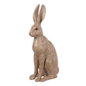 Large Sitting Hare, , large