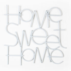Sweet Home Metal Wall Art , , large