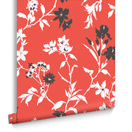Papier Peint Aeris Rouge, , large