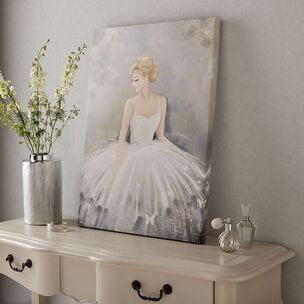 Beautiful Ballerina Canvas Wall Art, , large