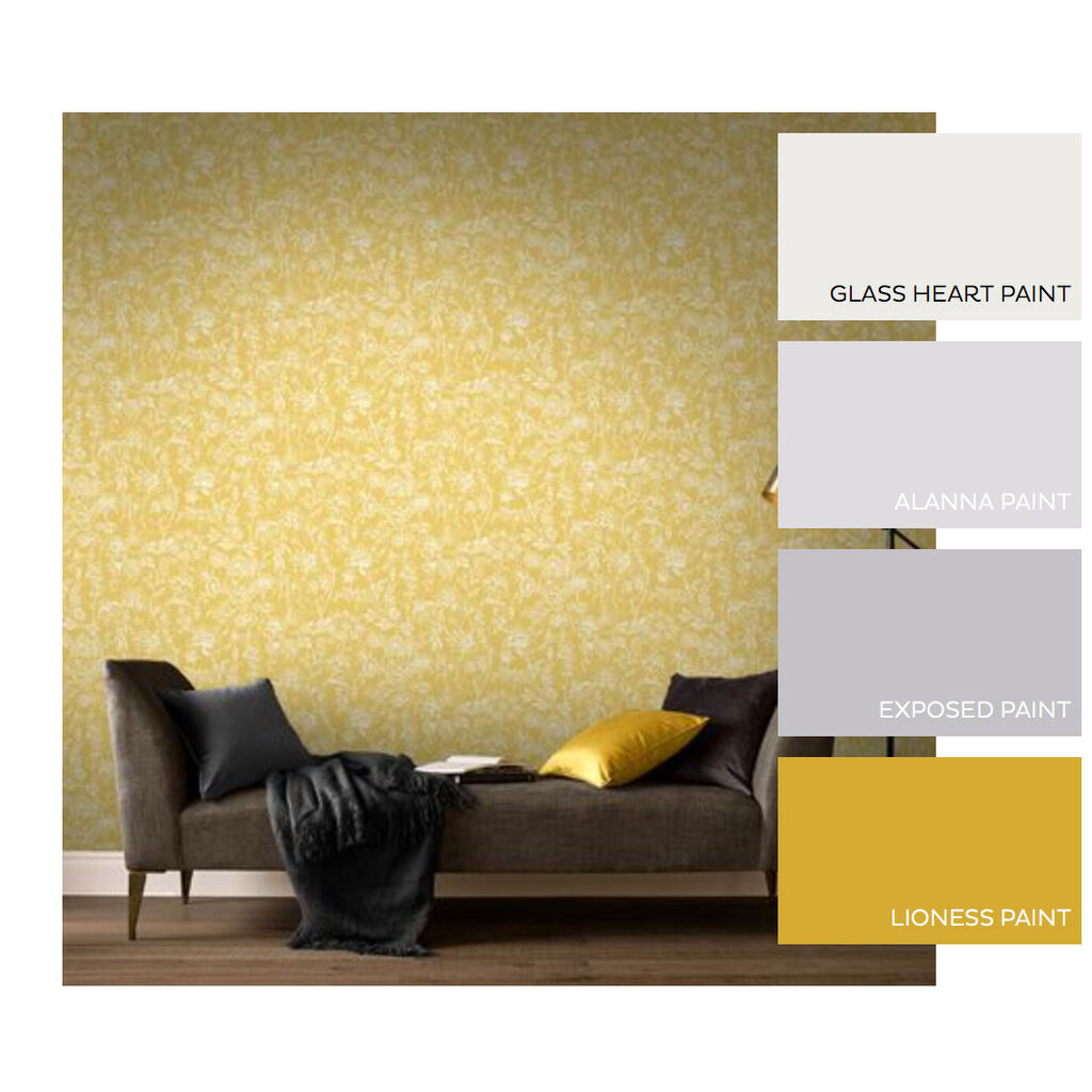 Stroma Dandelion Wallpaper, , large