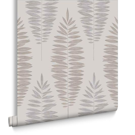 Lucia Beige Wallpaper, , large