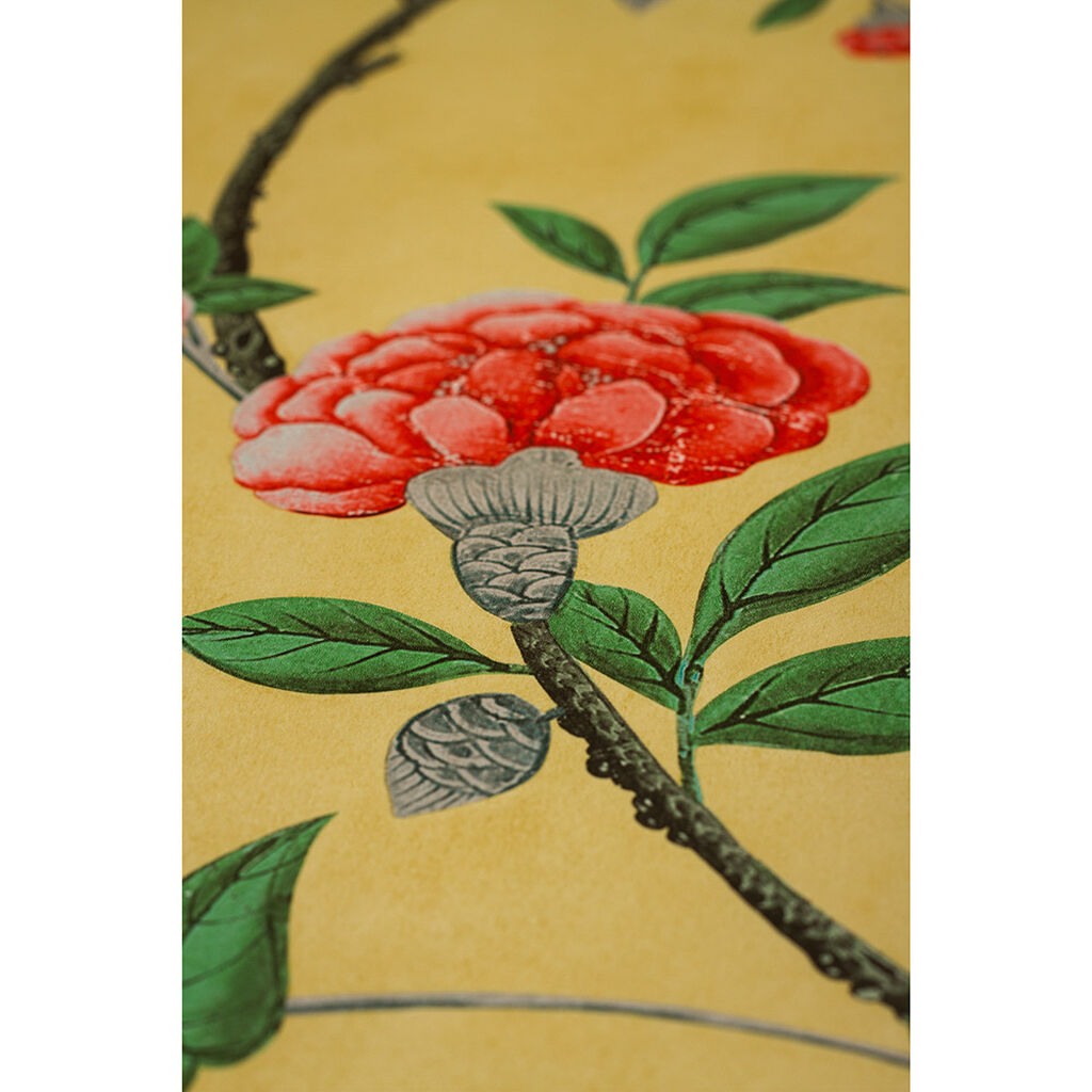 Chinoiserie Imperial Yellow