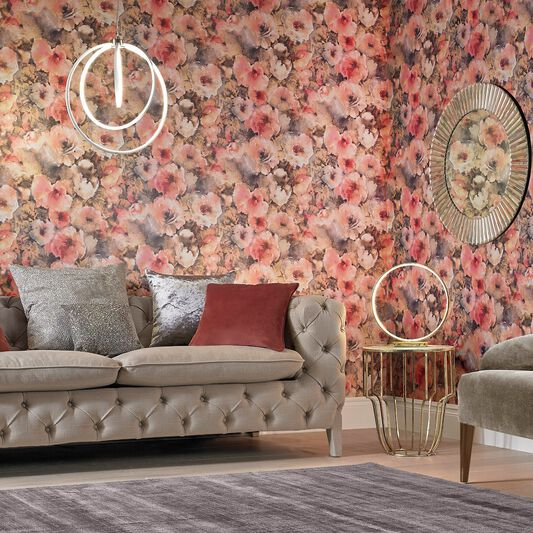 Boheme Blossom Wallpaper, , large