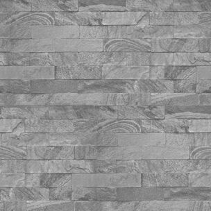 New Brick Grey Wallpaper, , large