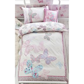 Butterfly Duvet Cover, , large