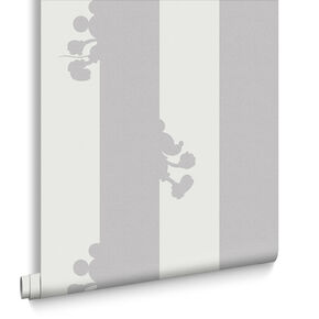 Mickey Walk The Walk Grey Wallpaper, , large
