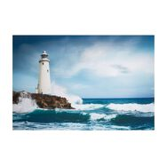 Drama Shore Printed Canvas, , large