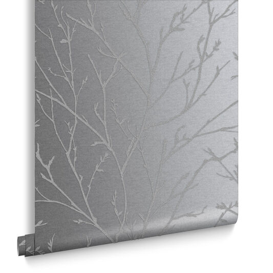 Woodland Mystery Wallpaper, , large