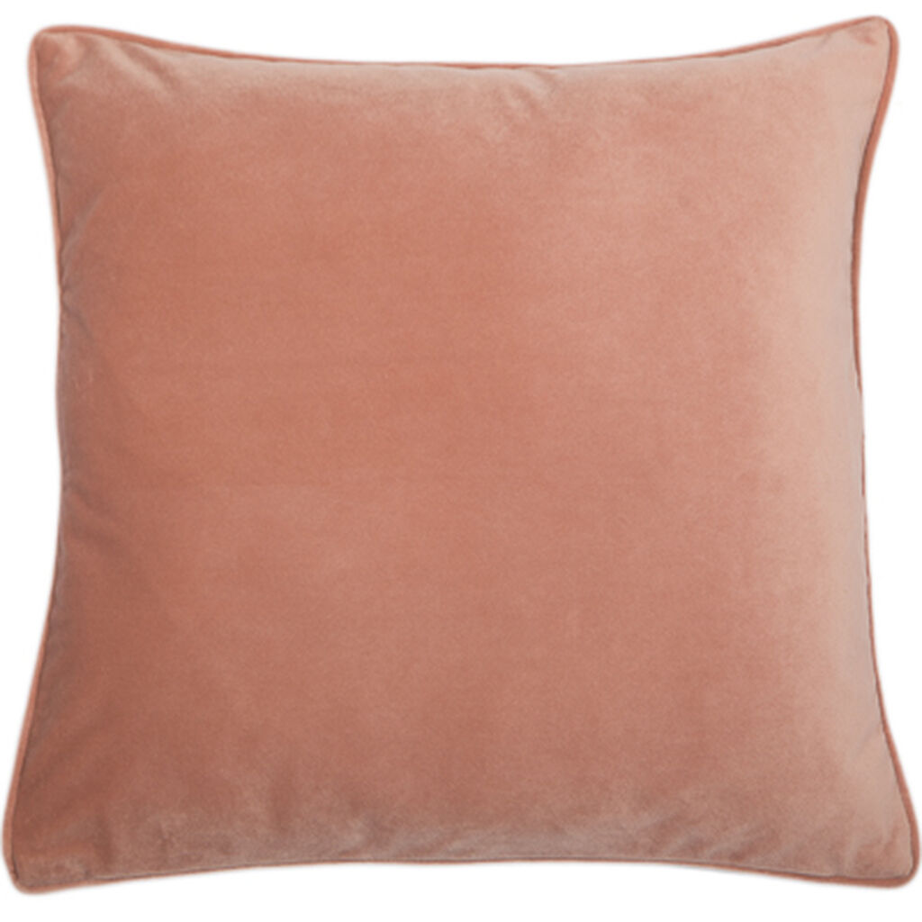 Dusky Pink Luxe Cushion, , large