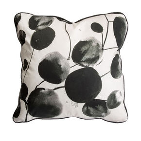 Bloom Honesty Floral Cushion, , large