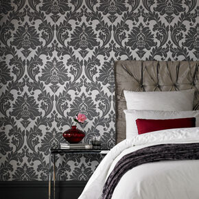 Majestic Gray Wallpaper , , large