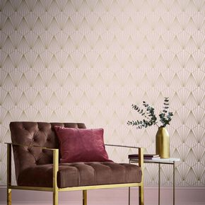 Rene Blush Wallpaper, , large
