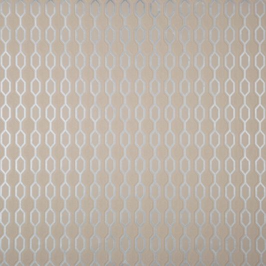 Hicks Kelly's Taupe Wallpaper, , large
