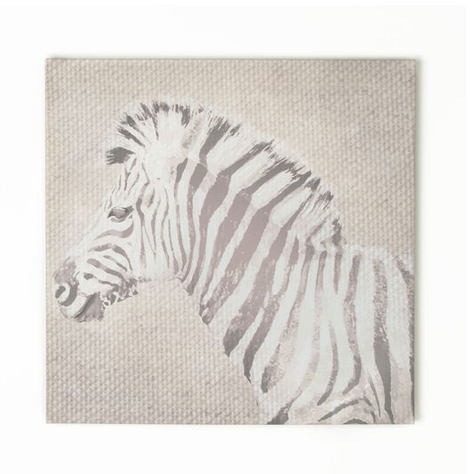 Stripes Printed Canvas Wall Art, , large