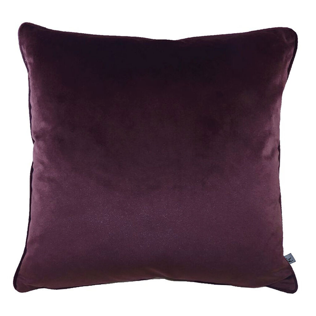 Famous Purple Opulence Cushion, , large