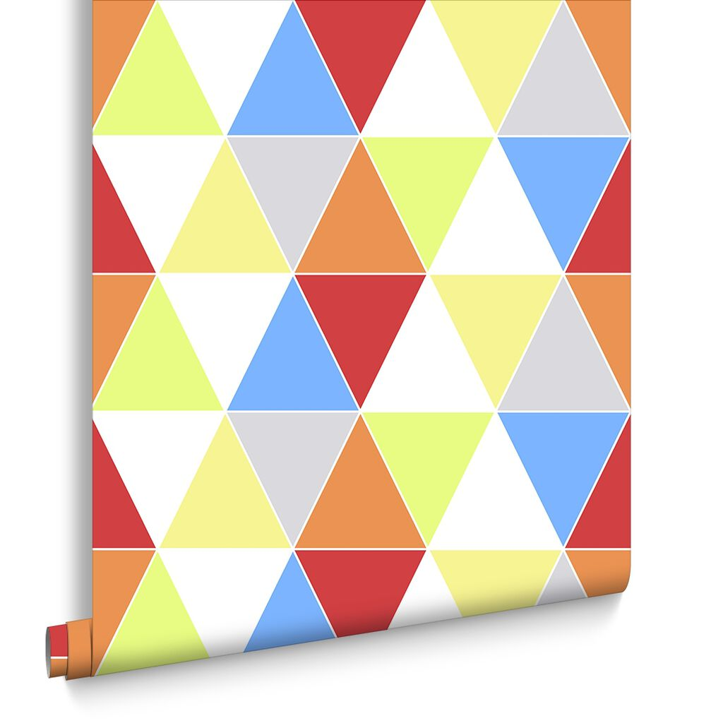 Harlequin Brights Wallpaper, , large