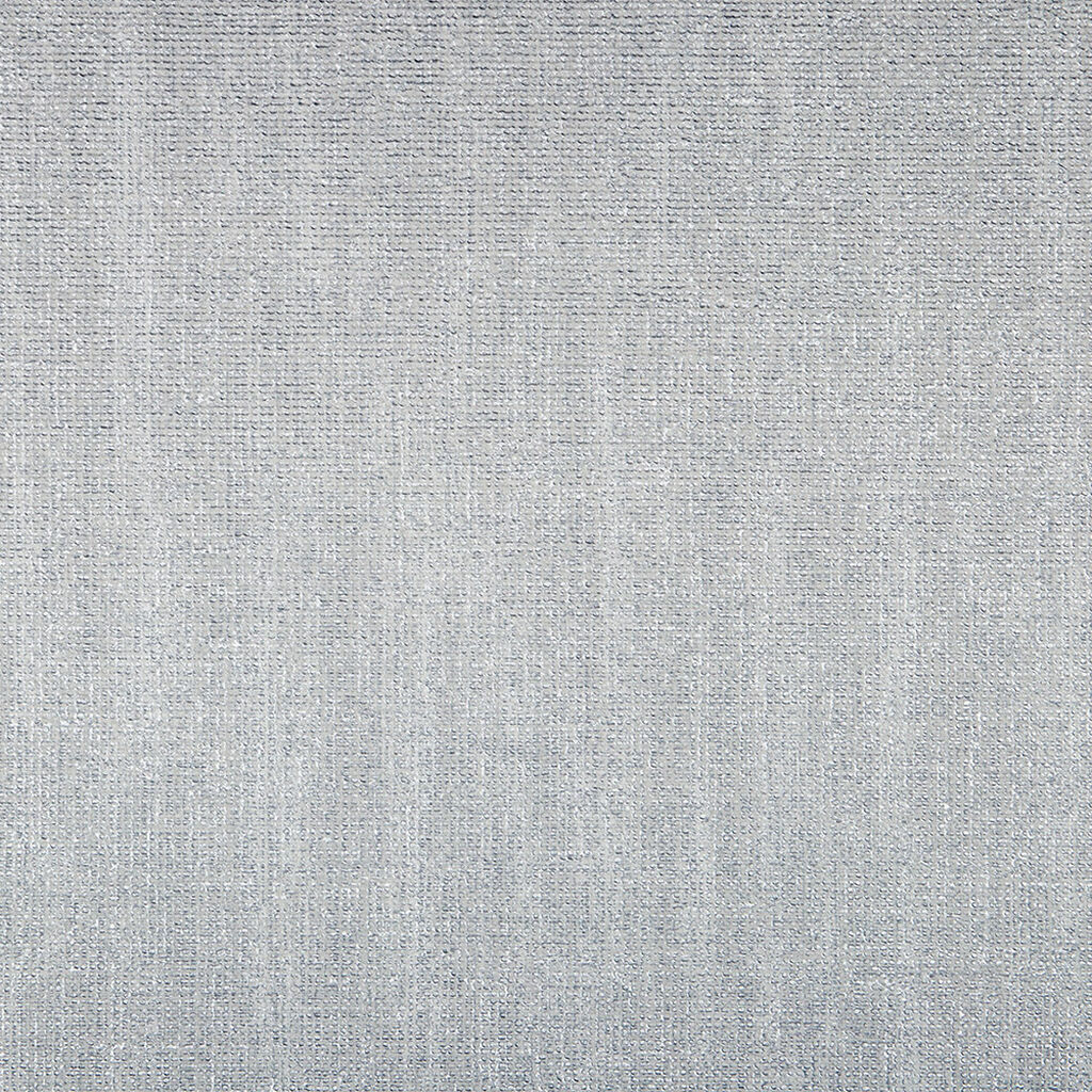 Chenille Silver Wallpaper, , large