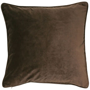 Mocha Luxe Cushion, , large