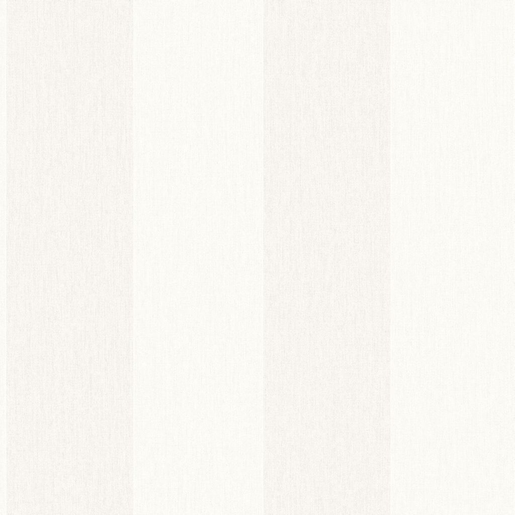 Calico Stripe Cream Wallpaper, , large