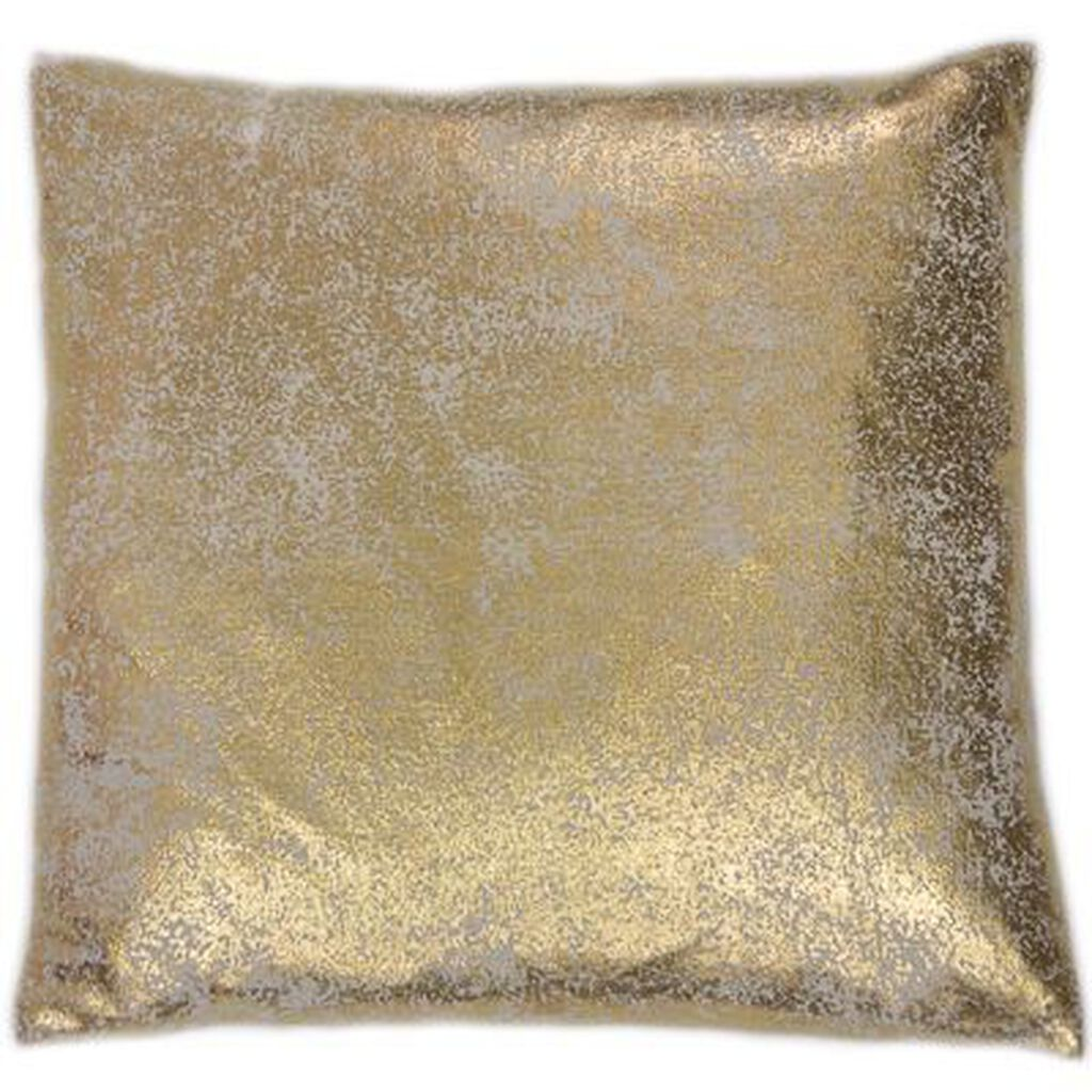 Metallic Kissen Goldschimmer, , large